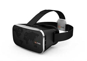 VR PARK V3 3D Virtual Reality Headset VR BOX for 4 - 6 inches Smartphone