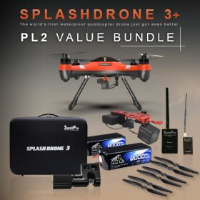 Splashdrone 3+ PL2 Value Bundle