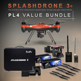 Splashdrone 3+ PL4 Value Bundle
