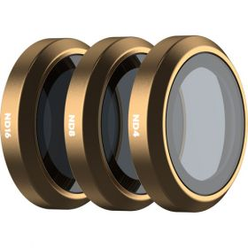 Polar Pro Cinema Series Shutter Collection 3-pack ND Filters for Mavic 2 Zoom