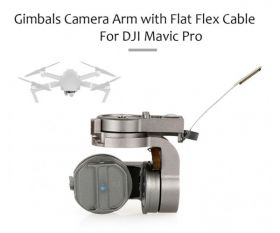 Mavic Pro Gimbal Camera Arm with Flat Flex Cable