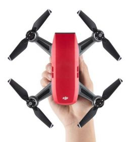 DJI Spark Fly More - Red COMBO