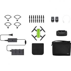 DJI Spark Fly More - Green COMBO