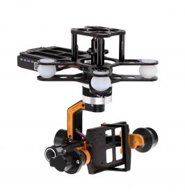 Walkera Camera Mount G-3DH Brushless Gimbal With 360 Degrees Tilt Control