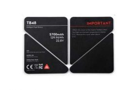 DJI Inspire 1 TB48 Battery Insulation Sticker Part 51