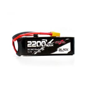 CNHL Black Series 2200mAh 3S 11.1V 30C Lipo Battery for Airplane Helicopter Jet Edf With XT60