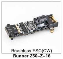 Walkera Runner 250 Spare Parts Brushless ESC CW/CCW Runner 250-Z-16