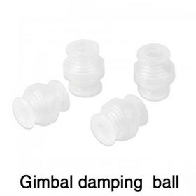Rubber Mounts to suit G-2D Gimbal Pack of 4