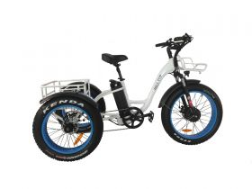 TRICYCLE - WHITE